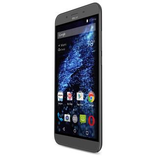 BLU Studio XL D850Q 8GB Unlocked GSM Dual-SIM Quad-Core Android Cell Phone - Black