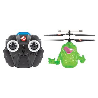 World Tech Toys 3.5-channel Slimer Ghostbusters IR Gyro Helicopter