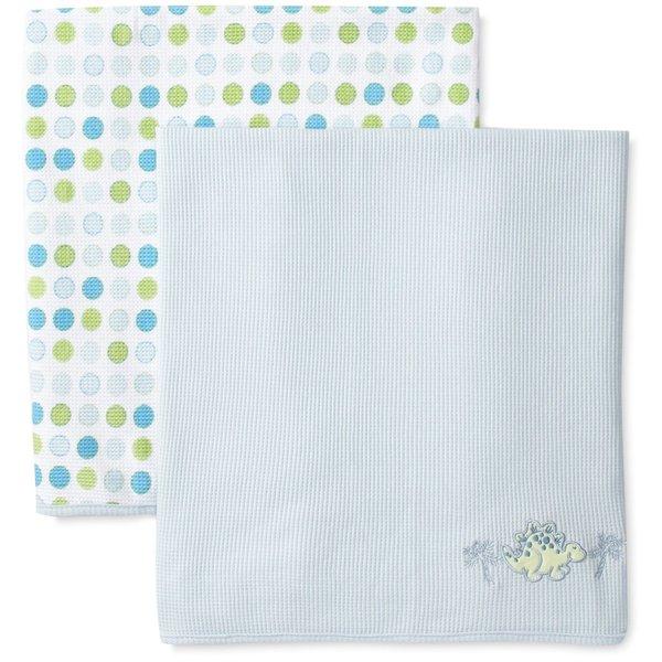 SpaSilk Thermal Receiving Blanket (2 Pack)