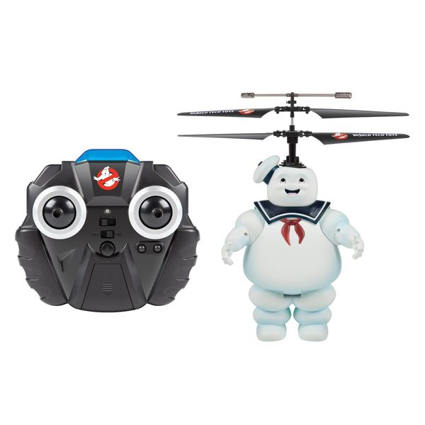 2ch Stay Puft Ghostbusters IR Gyro Helicopter