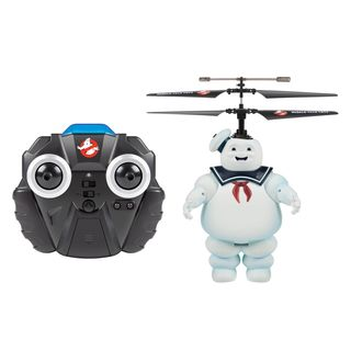 World Tech Toys 3.5-channel Stay Puft Ghostbusters IR Gyro Helicopter