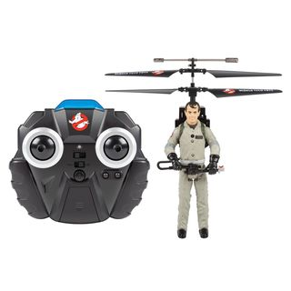 World Tech Toys 3.5-channel Venkman Ghostbusters IR Gyro Helicopter