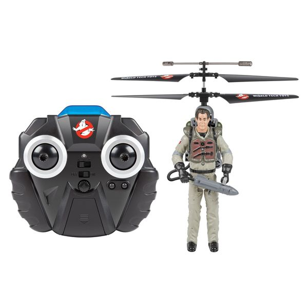 World Tech Toys 2ch Ray Ghostbusters IR Gyro Helicopter