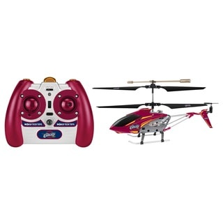 NBA Licensed Cleveland Cavaliers 3.5-channel IR RC Helicopter
