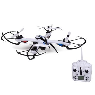 World Tech Toys Prowler Spy Drone with Video and Photo 2.4GHz RC Quadcopter
