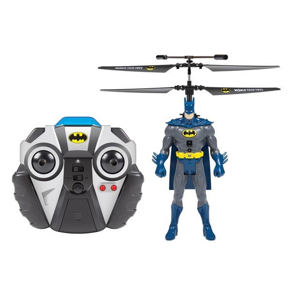 DC Comics Licensed Batman Silver Age 2CH IR RC Helicopter