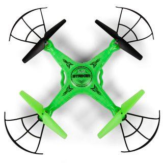 World Tech Toys 4.5-channel Striker Glow-In-The-Dark 2.4GHzRC Spy Drone