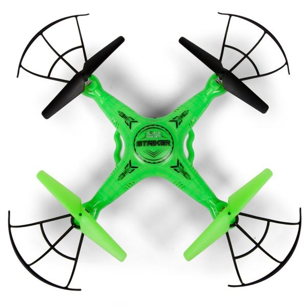 World Tech Toys Striker Glow-In-The-Dark 2.4GHz 4.5CH RC Spy Drone