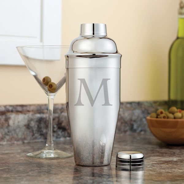 Shake It Up Personalized Cocktail Shaker