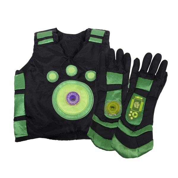 Wild Kratts Green Creature Power Suit