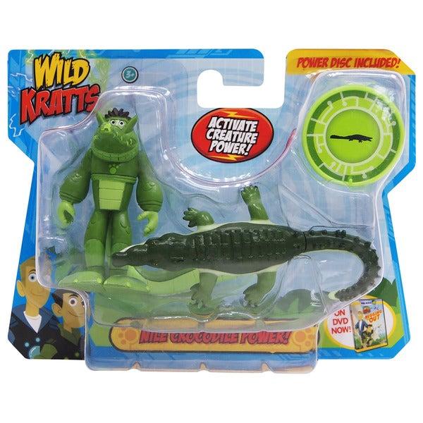 Wild Kratts Creature Power 2 Pack Crocodile Powers Set