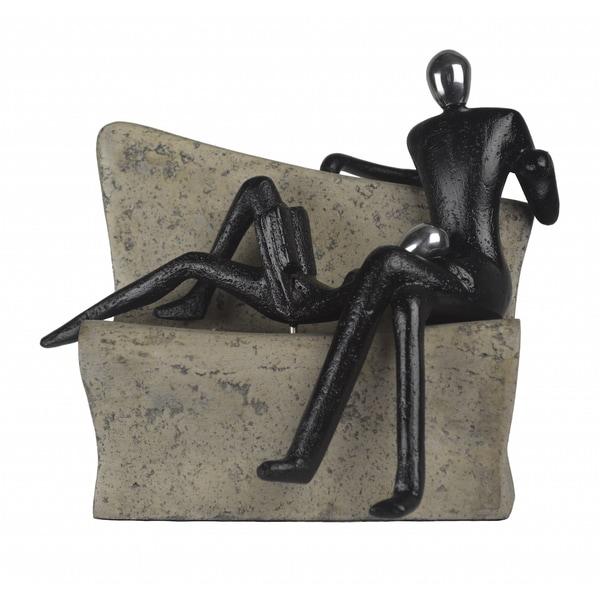 Love Seat Sculpture