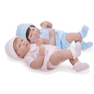 Cuddly Realistic Newborn Twins