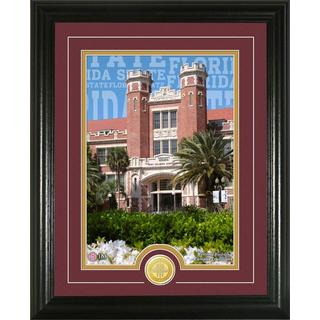 Florida State University 'Campus Traditions' Bronze Coin Photo Mint
