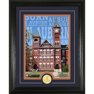 Auburn University 'Campus Traditions' Bronze Coin Photo Mint
