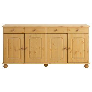 Scandinavian Lifestyle Bretagne Solid Wood Sideboard