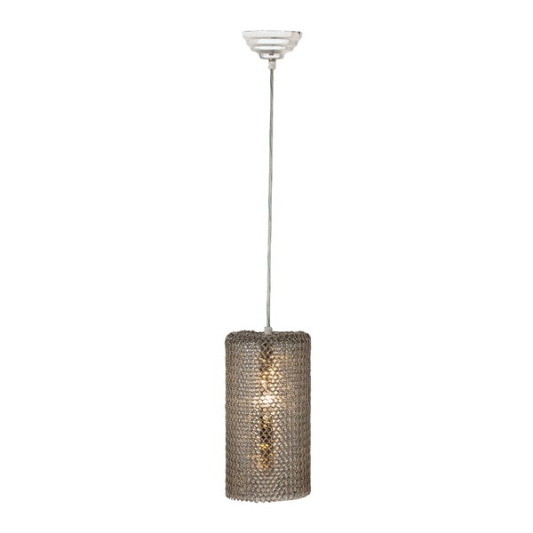 Dimond Chain Mail Pendant Light
