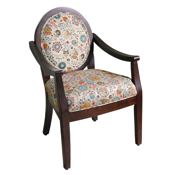 HomePop Abigail Accent Chair