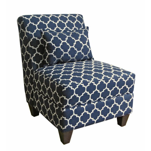 HomePop Charlotte Accent Chair