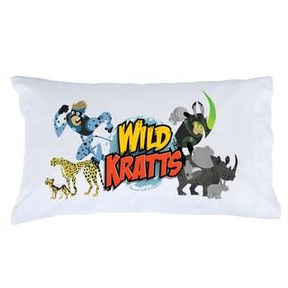 Wild Kratts Creature Power Pillowcase