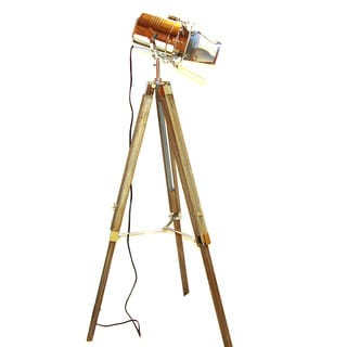 Director S Spotlight 6 Feet Decorative Tripod Floor Lamp
