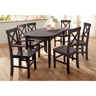 Scandinavian Lifestyle Nico Oval Dining Table