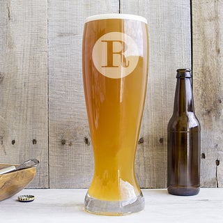 Personalized 54-ounce Novelty XL Pilsner Glass