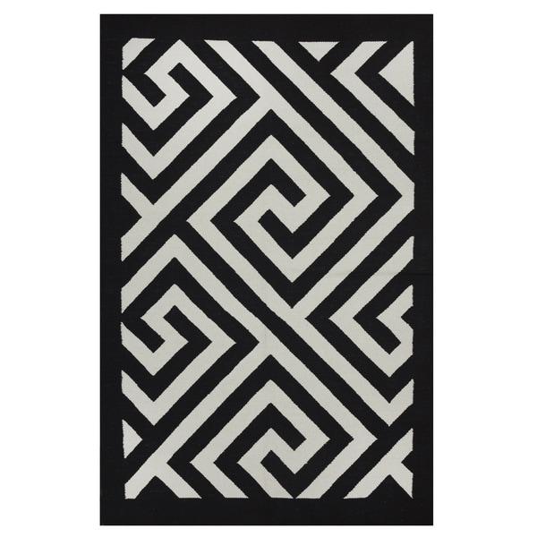 Broadway - Black & White (2' x 3') 16312803