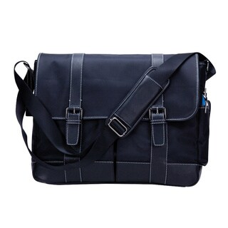 Bellino Metropolis 15-inch Laptop/Tablet Messenger Bag
