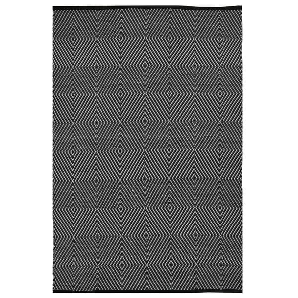 Handmade Zen - Black & White (2' x 3') (India) 16312825