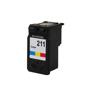 1 Pack CL-211XL Compatible Ink Cartridge For Canon Pixma MP250 Pixma MP270 (pack of 1)