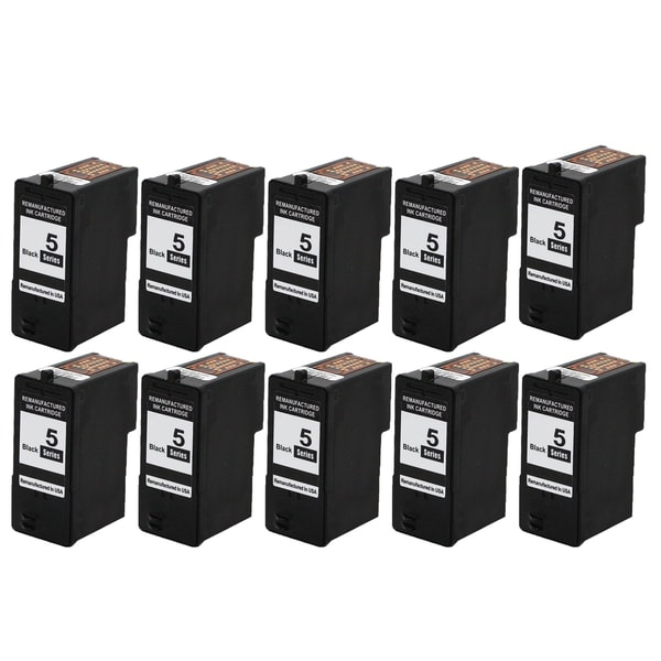 10PK Dell M4640 Black Compatible Ink Cartridge For Dell 922 924 942 944 (pack of 10)