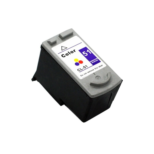 1 Pack CL-51 Color Compatible Ink Cartridge For Canon MP150 160 170 (pack of 1)