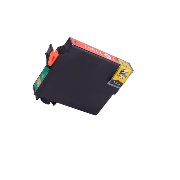 1PK T1597 Red Compatible Ink Cartridge For Epson R2000 (pack of 1)