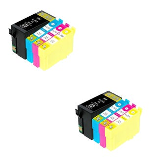 8PK 2XT252XL BKCMY Compatible Inkjet Cartridge For Epson WF-3640 WF-7110 (Pack of 8)