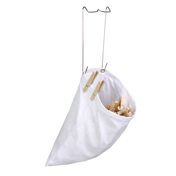 Honey Can Do Clothespin Bag 2-pack