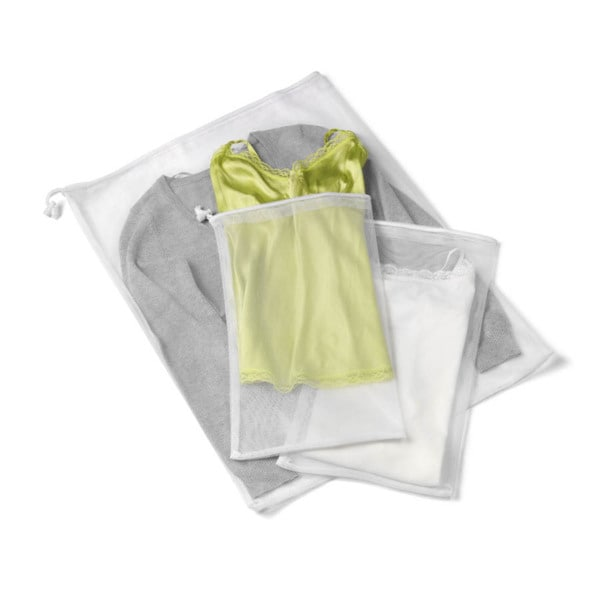 Honey Can Do Mesh Wash Bag 6-piece Set