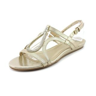 Bandolino Women's 'Aftershoes' Faux Leather Sandals