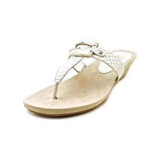 Anne Klein Women's 'Ita' Synthetic Sandals