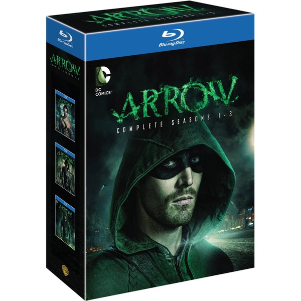 Arrow: Seasons 1-3 (Blu-ray Disc) 16316353