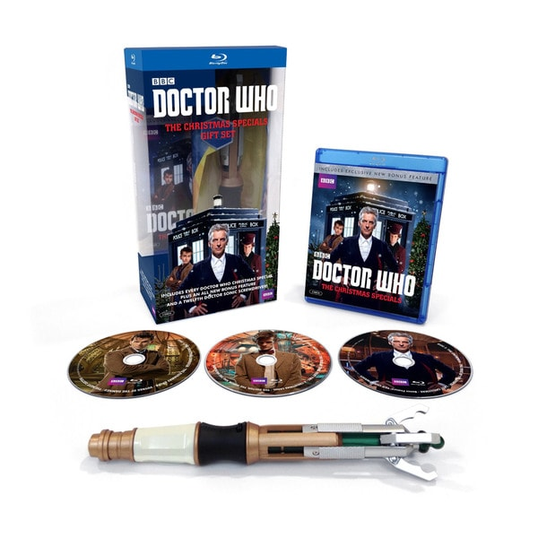 Doctor Who: Christmas Specials (Blu-ray Disc) 16316365