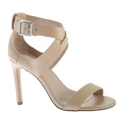 Women's Charles by Charles David Ringer Sandal Nude Soft Nappa Leather