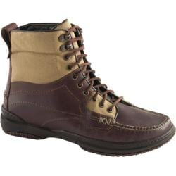 Men's Acorn Bold Boot Burnt Amber/Tan Leather
