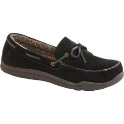 Men's Acorn Wearabout Camp Moc With Firmcore Black Vegan Suede