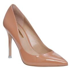 Women's BCBGeneration Treasure Pump Nude Blush Synthetic Patent