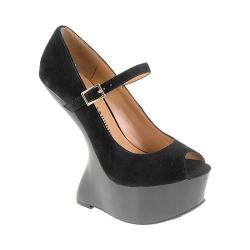Women's Chinese Laundry China Doll Black Suede