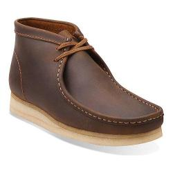 Men's Clarks Wallabee Boot Beeswax/Beeswax Leather