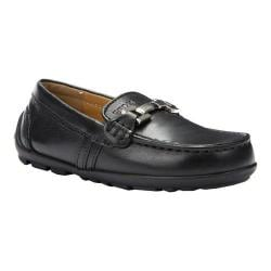 Boys' Geox Fast Loafer J32G5E Junior Black Leather