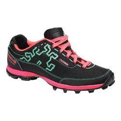 Women's Icebug Acceleritas-L OCR RB9X Trail Running Shoe Black/Turquoise
