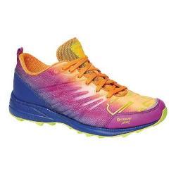 Women's Icebug Anima-L RB9X Trail Running Shoe Marigold/Grape